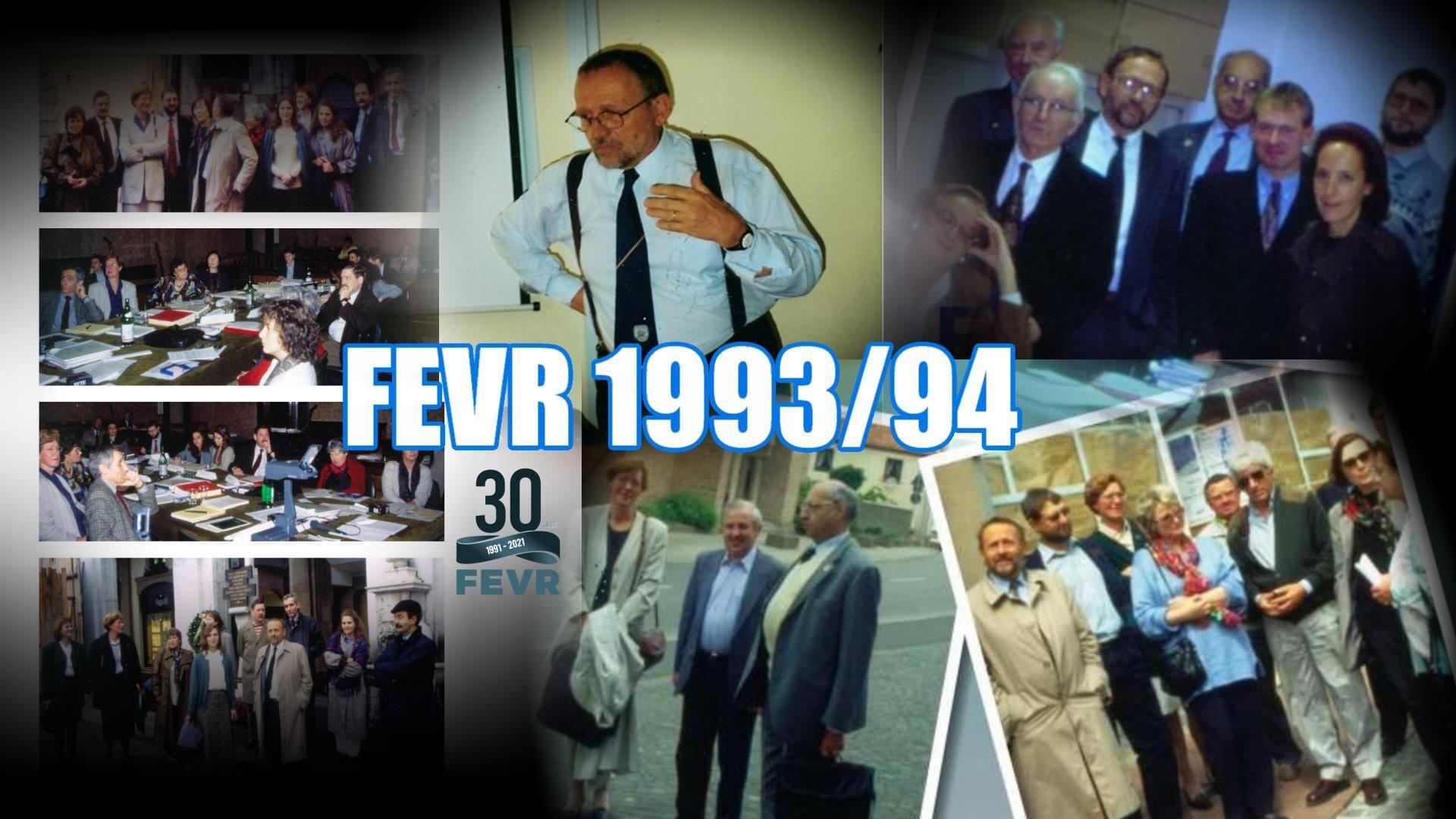 FEVR 1993